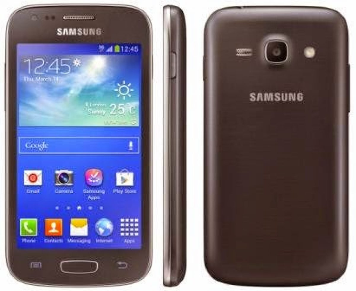 Cara Samsung Galaxy Ace 3 Gt S7270 Zon3 Android