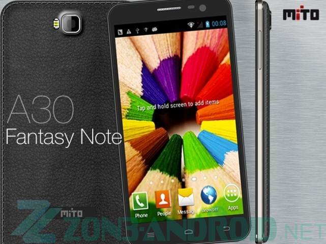 Cara Flashing Mito Note A30