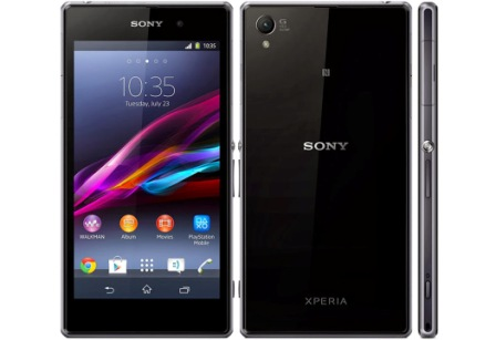 Cara Flashing Sony Xperia Z1S C6916