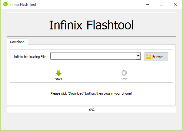 Infinix-Flash-Tool-V1.0