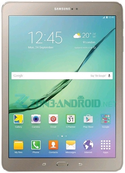Flashing Samsung Galaxy Tab S2 SM-T715Y