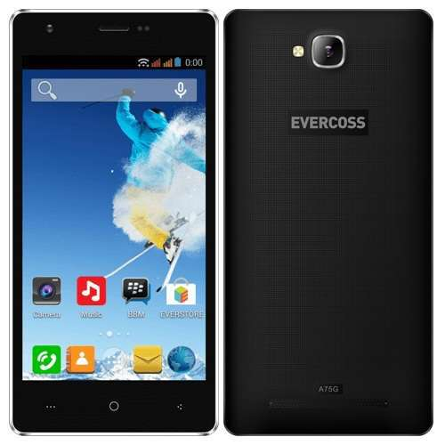 firmware Evercoss A75G