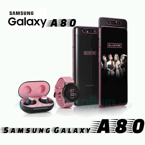 Cara Flashing Samsung Galaxy A80 SM-A805F
