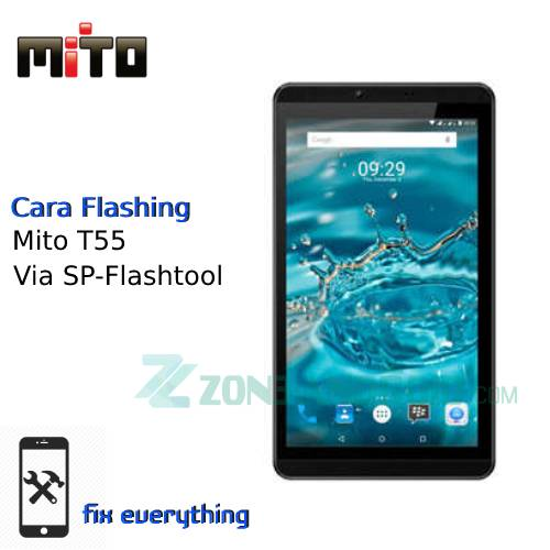 Cara Flashing Mito T55 Via Sp Flashtool