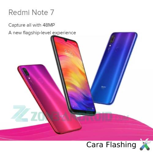 Cara Flashing Redmi Note 7 Via Mi Flash Tool