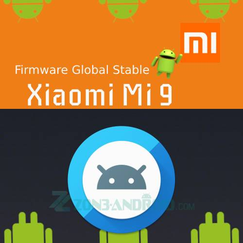 Firmware Global Stable Xiaomi Mi 9