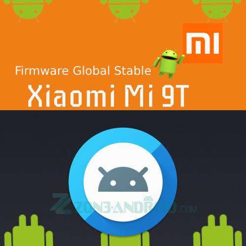 Firmware Global Stable Xiaomi Mi 9T