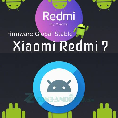 Firmware Global Stable Xiaomi Redmi 7
