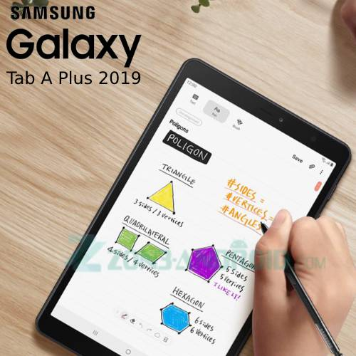 Cara Flashing Samsung Galaxy Tab A Plus 8.0 LTE SM-P205